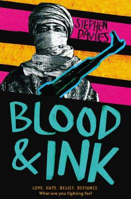 Cover of Blood & Ink