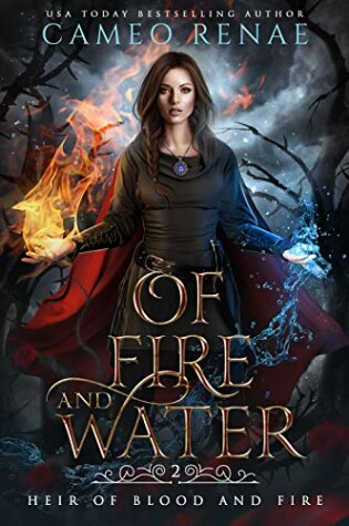 Cover of Of Fire and Water
