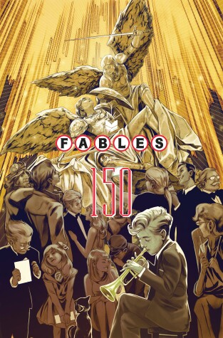 Cover of Fables Vol. 22: Farewell