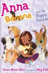 Book cover for Anna, Banana, and the Puppy Parade, 4