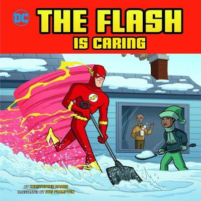 Cover of The Flash is Caring