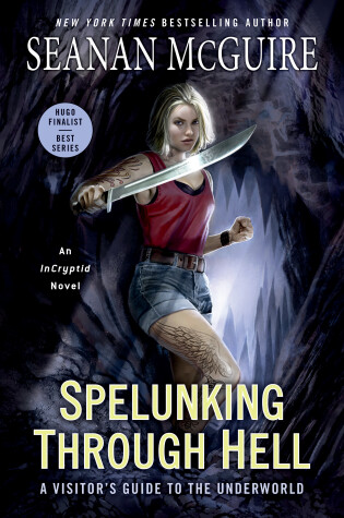 Cover of Spelunking Through Hell