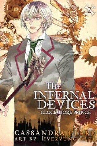 Cover of Clockwork Prince: The Mortal Instruments Prequel