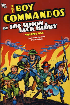 Cover of The Boy Commandos