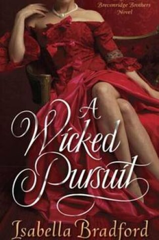 Cover of A Wicked Pursuit
