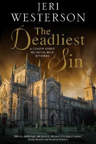 Cover of The Deadliest Sin