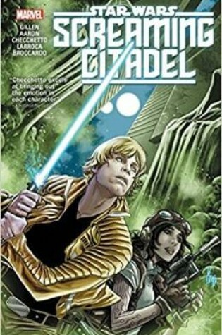 Cover of Star Wars: The Screaming Citadel