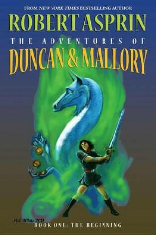 Cover of The Adventures of Duncan & Mallory: The Beginning