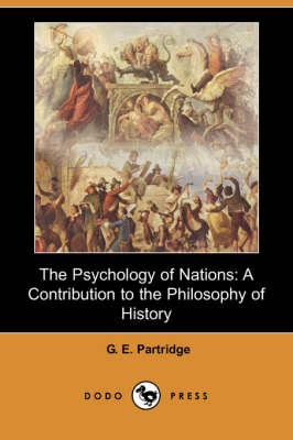 Cover of The Psychology of Nations