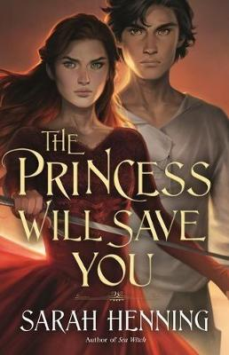 Book cover for The Princess Will Save You