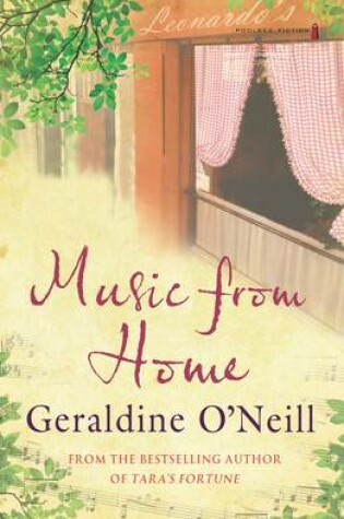 Cover of Music from Home