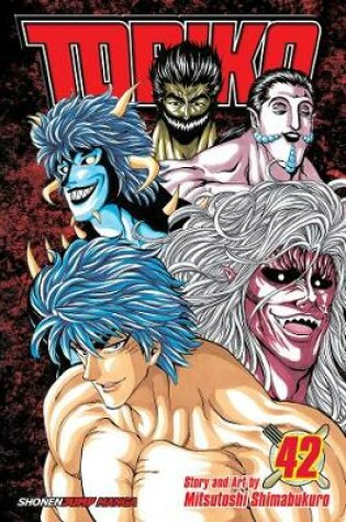 Cover of Toriko, Vol. 42