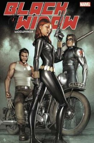 Cover of Black Widow: Widowmaker