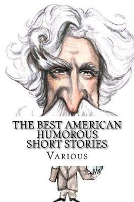 Cover of The Best American Humorous Short Stories