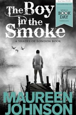 Cover of The Boy in the Smoke