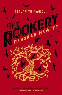 Book cover for The Rookery