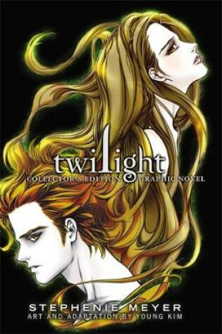 Cover of Twilight: The Graphic Novel Collector's Edition