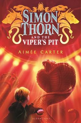 Cover of Simon Thorn and the Viper's Pit