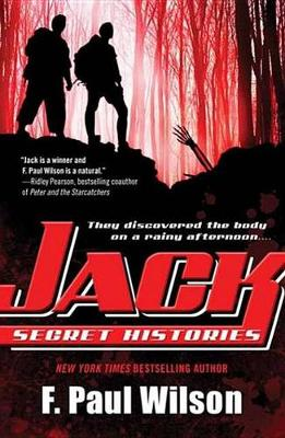 Cover of Jack: Secret Histories