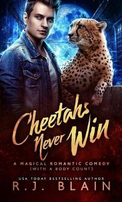 Cover of Cheetahs Never Win