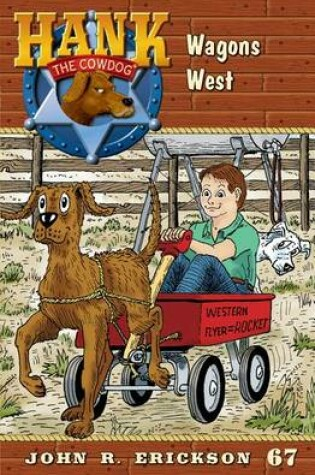 Cover of Wagons West