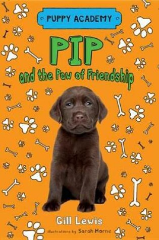Cover of Pip and the Paw of Friendship