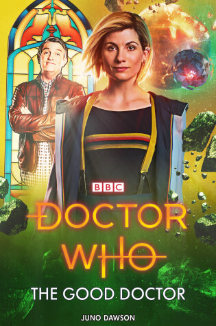 Cover of Doctor Who: The Good Doctor