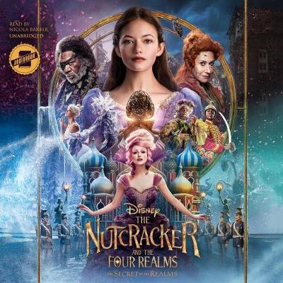 Book cover for The Nutcracker and the Four Realms: The Secret of the Realms
