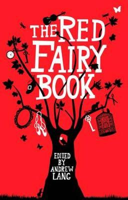 Cover of The Red Fairy Book