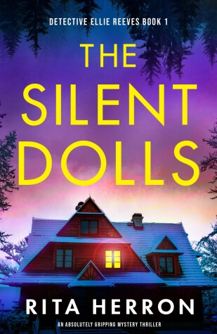 Book cover for The Silent Dolls