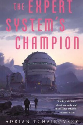 Cover of The Expert System's Champion