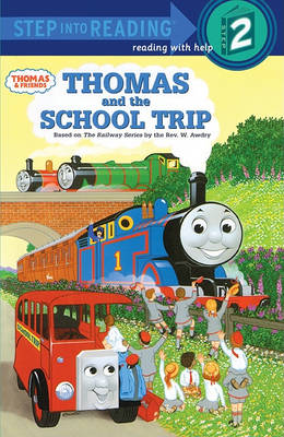 Cover of Thomas and the School Trip