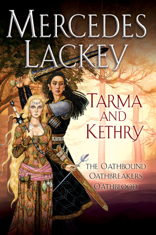 Cover of Tarma and Kethry