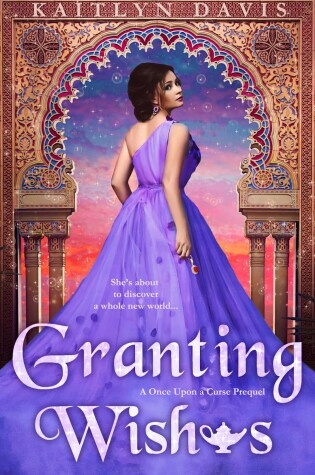 Cover of Granting Wishes