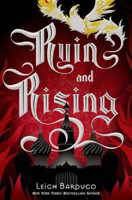 Book cover for Ruin and Rising