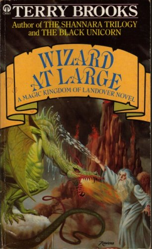 Cover of Wizard at Large