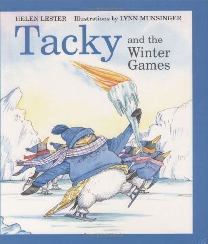 Cover of Tacky and the Winter Games