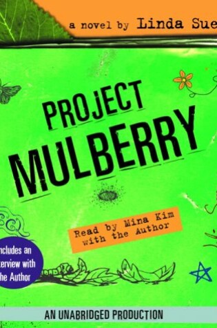 Cover of Project Mulberry (Lib)(CD)