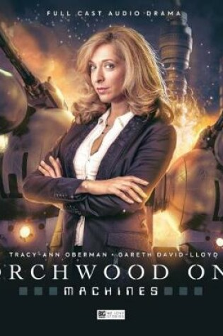Cover of Torchwood One: Machines
