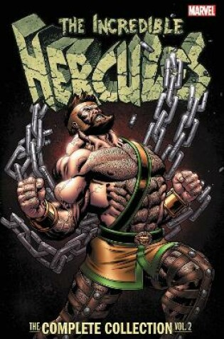 Cover of Incredible Hercules: The Complete Collection Vol. 2