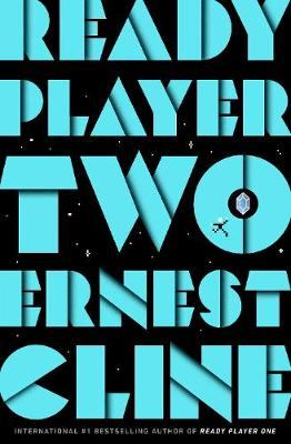 Book cover for Ready Player Two