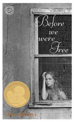 Cover of Before We Were Free (Rc)