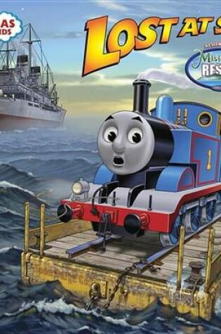 Cover of Lost at Sea (Thomas & Friends)