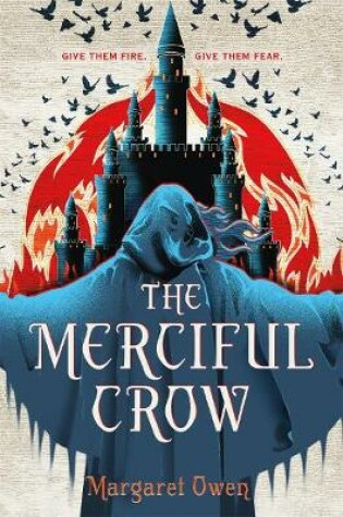 Cover of The Merciful Crow