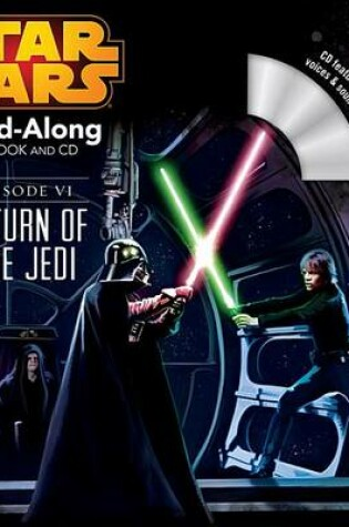 Cover of Star Wars: Return of the Jedi Read-Along Storybook and CD