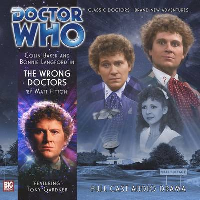 Cover of The Wrong Doctors