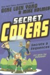 Book cover for Secret Coders 3