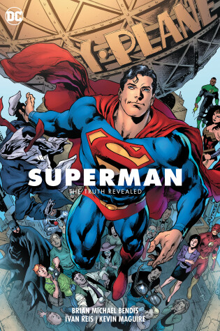 Cover of Superman Volume 3: The Truth Revealed