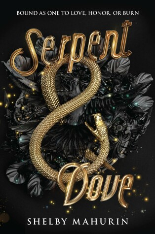 Cover of Serpent & Dove