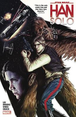 Book cover for Star Wars: Han Solo